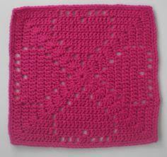 The Left Side of Crochet: Pink Crush