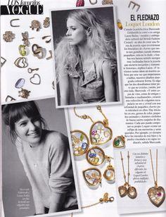 Loquet  'Love-struck' via Vogue España. 'El Flechazo' (Gracias).  #DecemberIssue