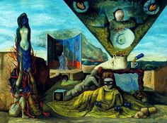 Calle de Gabino Barreda - Gunther Gerzso  Gunther Gerzso (June 17, 1915 – April 21, 2000) was a Mexican painter, designer and director and screenwriter for film and theatre.