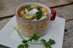 Recipe: Tortilla Soup http://www.100daysofrealfood.com/2011/03/28/recipe-tortilla-soup/