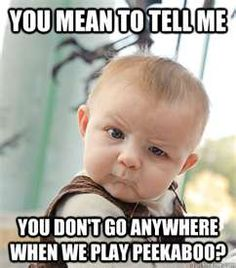 Looking for hilarious baby memes? We searched the web to find the funniest, craziest & cutest baby memes around. Check out our shortlist, you will love these! Funny Babies, Funny Kids, The Funny, Funny Baby Faces, Jokes Kids, Cutest Babies, Awkward Funny, Funny Farm, Funny Boy