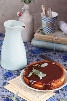 Para amantes a los cheesecakes y adictos al Boston Cream hoy traemos una super receta: Boston Cream Pie Cheesecake. Irresistible!!!!