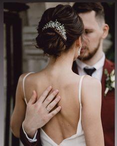 Wedding Tiaras, Hair Wreaths, Bridal Hair Pins, Wedding Hair Pieces, Brides And Bridesmaids, Bride Hairstyles, Wedding Hair Accessories, Bridal Headpieces, Bridal Looks
