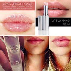 Nuskin L Lip Plumping Balm 780 Beauty Care, Beauty Skin, Beauty Hacks, Beauty Makeup, Lip Plumping Balm, Lip Balm, Gloss Repulpant, Contouring Lip Gloss, Life Hacks