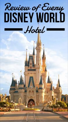 disney world hotels guide
