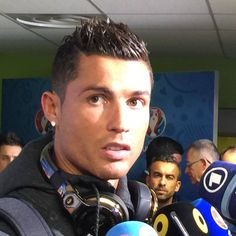 "#EURO2016 ""[Iceland] celebrated like they had won the Euro cup or something. That's a small mentality. That's why they'll do nothing."" —Cristiano Ronaldo, on Iceland after their 1-1 draw with Portugal"