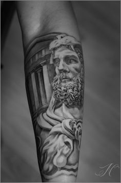 hades tattoo - Google Search