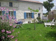 Maison charentaise pour curistes et vacanciers proche Jonzac - adv0301469