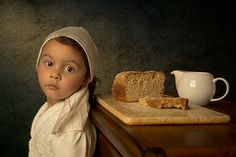 Bill Gekas and his photos. The old paintings of Rembrandt, Caravaggio, Vel . Rembrandt, Photography Words, Portrait Photography, High Pictures, Old Paintings, Old Master, Children And Family, Little People, Les Oeuvres