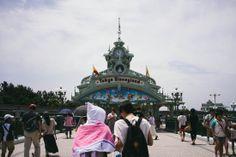 Fun at DisneySea - Day 7