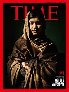 Il Time dedica la sua cover di dicembre 2012 a #Malala Yousafzai. Il 12 luglio è il Malala Day, la giornata di ogni donna, di ogni ragazzo e di ogni ragazza che ha alzato la voce per i propri diritti. #right #LessIsSexy