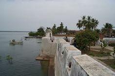 lugar histórico de cacheu guine-bissau