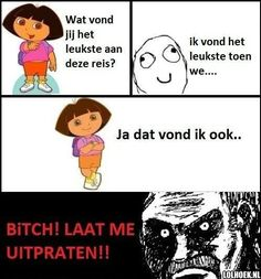 10 Leuke  grappen over Dora
