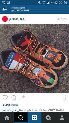 Red Sneakers, Custom Sneakers, Dress Shoes, Shoes Heels, Custom Made Shoes, Nike Af1, Air Force Ones, Timberland Mens, Jordan 11