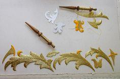 Salteras broderie - L'artisanat et la tradition