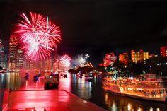 #Kookaburra #River #Queens #rivefire #brisbane #fireworks #city #experience River Queen, Brisbane City, Opera House, Table Decorations, Sydney, Queens, Australia, Thea Queen, Opera