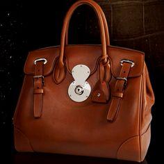 Another gorgeous Ralph Lauren bag