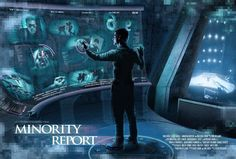 The Minority Report by Kevin M Wilson