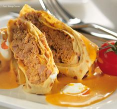 Waffles, Pancakes, Tacos, Mexican, Beef, Ethnic Recipes, Food, Meat, Pancake