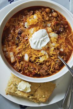Chili Recipe - Fort Worth Foodies - Spice Up Your Game-Day Menu | FWTX.com