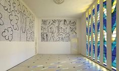 matisse+chapel | ... the little known chapel designed by french painter henri matisse