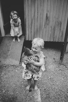 family shoot chooks children kids portrait Leah Moore   Coffs Harbour Portrait Photographer » Blog