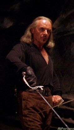 Anthony Hopkins was Britain's highest paid performer in 1998, starring in The Mask of Zorro