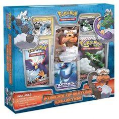 TOPSELLER! Pokemon Black White Card Game Forces of Nature Collection Includes Thundurus, Tornadus Landorus Promo Cards! $14.99