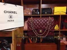 Túi Chanel maxi