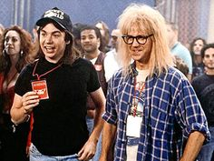 """Excellent!"" ~ 'Wayne's World'"