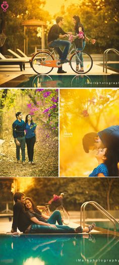 Love Story Shot - Bride and Groom in a Nice Outfits. Indian Wedding Couple Photography, Wedding Couple Photos, Couple Photography Poses, Wedding Couples, Wedding Pictures, Pre Wedding Shoot Ideas, Pre Wedding Poses, Pre Wedding Photoshoot, Couple Photoshoot Poses