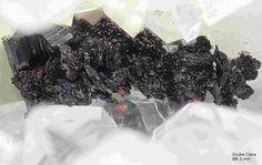 Tetraedit verwittert ? , Clara Mine,Rankach valley, Oberwolfach, Wolfach, Black Forest, Baden-Würtemberg, Germany, Copyright © H. Stoya