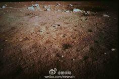 El verdadero color de la Luna (foto de Chang'e 3)