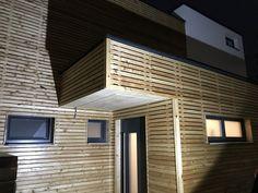 Garage Doors, Outdoor Decor, Home Decor, Wood Facade, Homemade Home Decor, Decoration Home, Interior Decorating