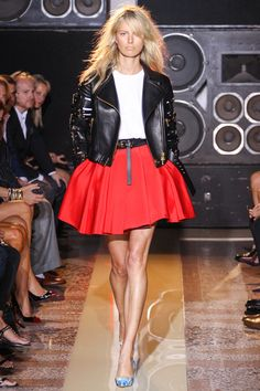 Fausto Puglisi Another new designer to watch, Fausto Puglisi showed he has real runway talent in addition to dressing pop stars like Madonna and Nicki Minaj.