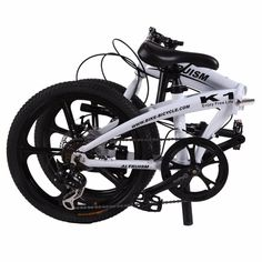 ALTRUISM k1 Folding Bike For Kid's Bicycle 7 Speed 20 inch Aluminum bicicleta mountain bikes Double Disc Brake Road Bicycles | #BICYCLES #FOLDINGBIKE