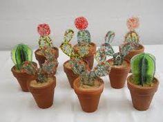 Resultado de imagen para como hacer cactus en vitrofusion