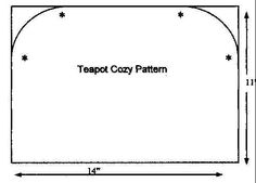 Tea Cosy Sewing Pattern – Catalog of Patterns