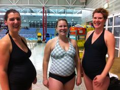 Makes friends at our relaxed ante natal Aqua classes suitable at all stages of pregnancy - Hobart Aquatic Centre with instructor Jo Cordell-Cooper Back Toning, Exercise While Pregnant, Sleep Quality, Pregnancy Stages, Pelvic Floor, Relationship Issues, Centre, Aqua, Friends