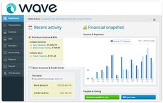 One of the best free business tools I personally swear by is Wave. This has been a life saver!