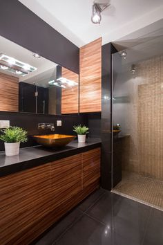 Home improvement and house renovation projects Modern Bathroom, Zen Bathroom, Bathroom Ideas, Bathrooms, Wood Veneer, Kitchen Remodel, Home Improvement, Interior Design, Furniture