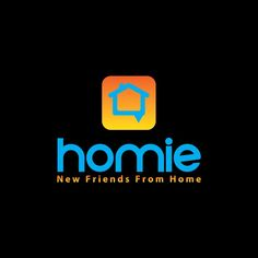 Design Homie's logo! Meet friends from home by Dreams_art