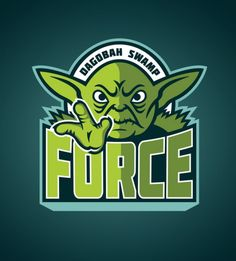 "Logos For ""Star Wars"" Sports Teams...this is the team I would play for."