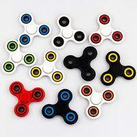 Hand Spinner Tri Spinner Fidget Spinner for Autism ADHD Funny Toys EDC DESK TOY