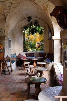 La Colombe d'Or Saint-Paul-de-Vence, France @atoutfranceuk   Bold Bliss