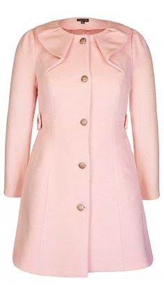 Plus Size Princess Coat $119
