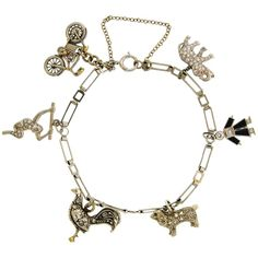 Disney Magical Mary Poppins Thème Bracelet À Breloques Femmes Bangle Bracelet Charms