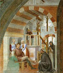 miracolo di narni, alla cappella portinari, Vincenzo Foppa - Wikipedia