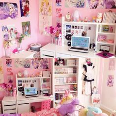 ☆*:.。. Youtuber Noodlerella's Room .。.:*☆