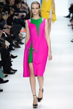 Christian Dior | Fall 2014 Ready-to-Wear Collection | Style.com #Dior #FashionWeek #Paris